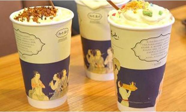 茶颜悦色加盟图片