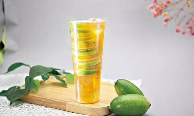大C柠檬茶奶茶加盟