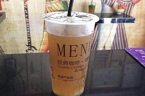 黑潮奶茶加盟
