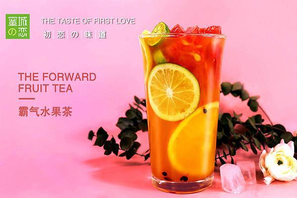 蜜城之恋奶茶加盟