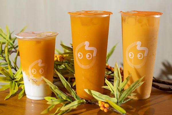 coco奶茶产品图