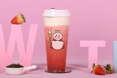 蜜雪冰城奶茶加盟费多少,当地白领创业投入40万起步