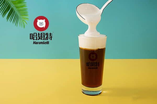 哈姆特奶茶加盟