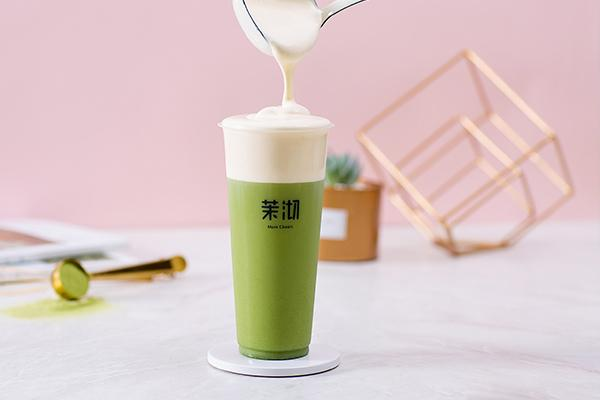 茉沏奶茶加盟