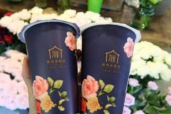 厝内小眷村奶茶加盟