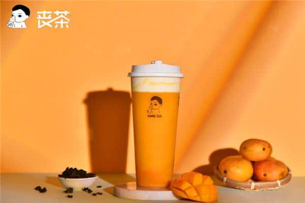 丧茶奶茶加盟