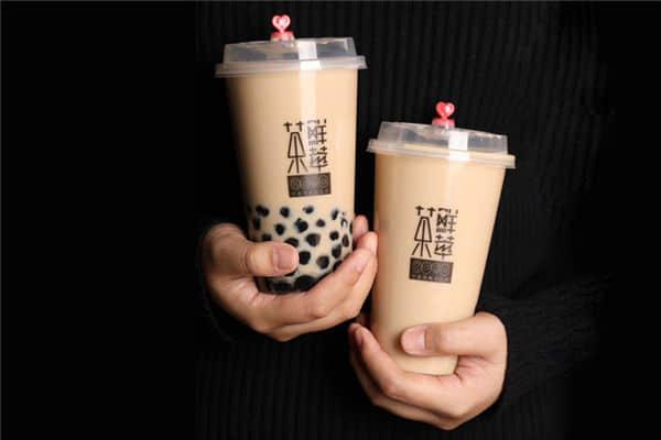 8090奶茶加盟