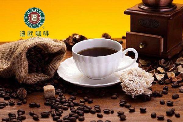 迪欧咖啡奶茶加盟