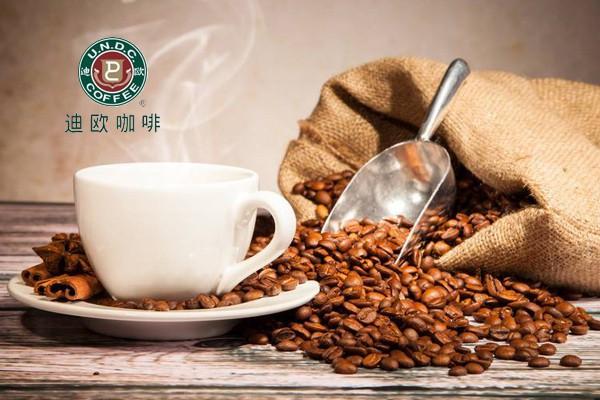 迪欧咖啡加盟
