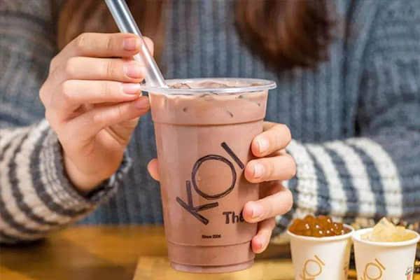 koi奶茶加盟