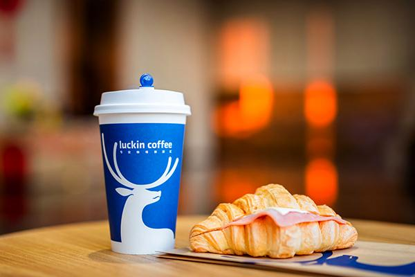 luckin coffee加盟