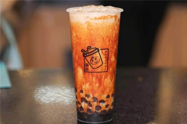 壹丰茶饮奶茶加盟