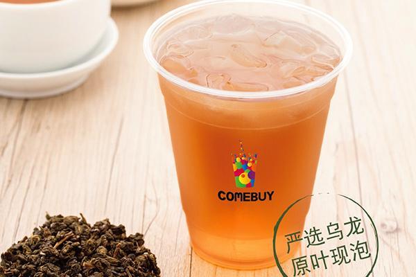 甘杯奶茶加盟