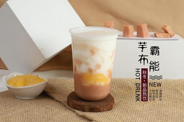 朝茶奶茶加盟