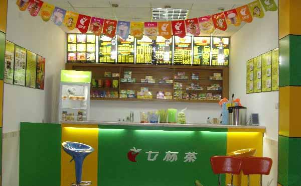 七杯茶奶茶店怎么加盟?11步开店营业