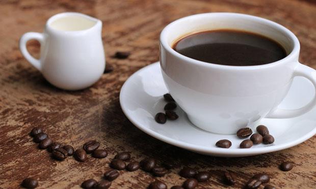 车库咖啡摩卡咖啡