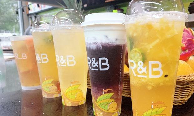 RB巡茶青柠茶