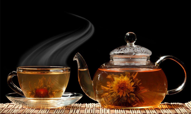 花之林茶餐厅菊花茶