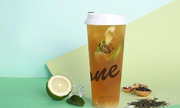 啊一柠檬茶产品实拍图