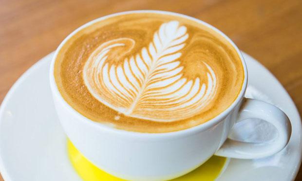 每天咖啡卡布奇诺咖啡