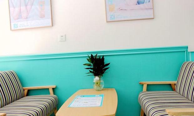 台铺奶茶门店环境展示图
