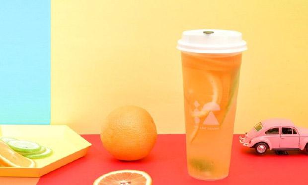 泱茶的饮品实拍图