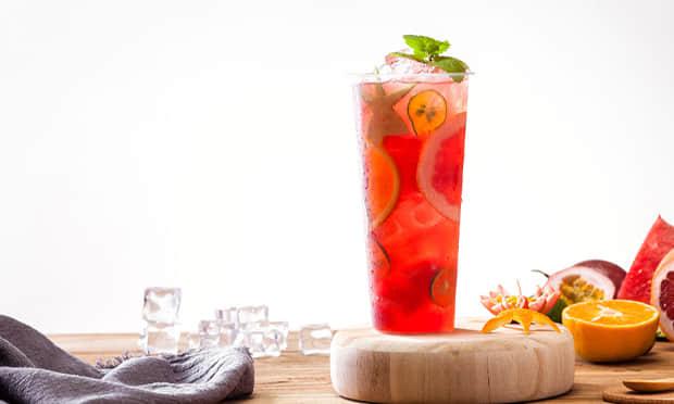 茶颜悦色产品实拍图