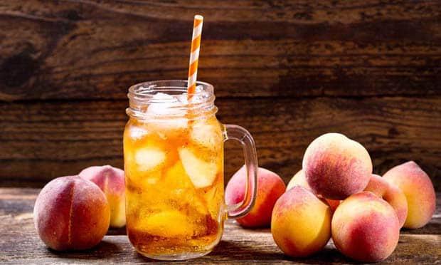 快乐方程式桃子果饮