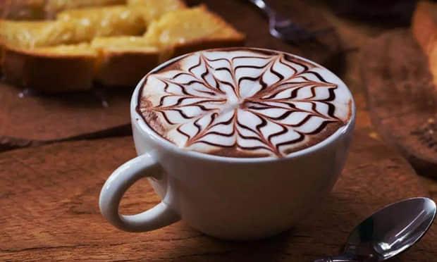 咖啡陪你产品实拍