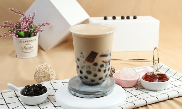 萃茶师珍珠仙草奶茶