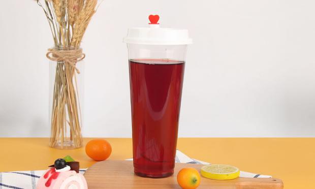 茶不易柠檬红茶