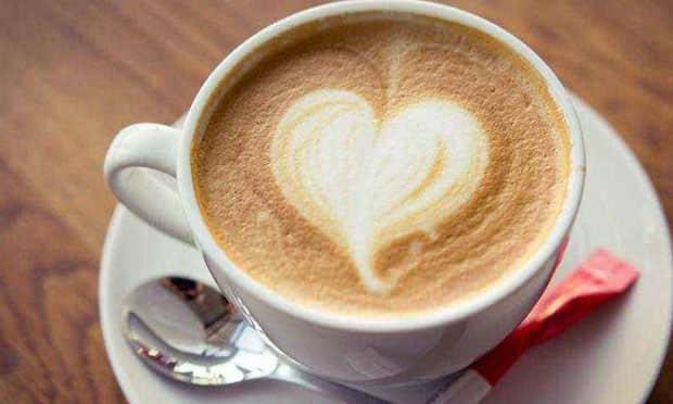 车库咖啡拉花咖啡