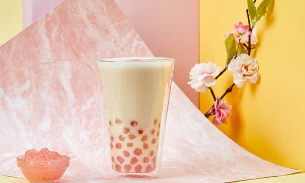 恋茶派对奶茶展示图