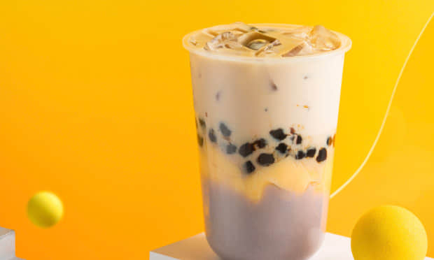 恋茶派对的珍珠奶茶展示图