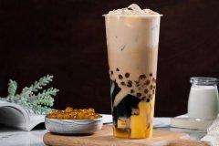韵茶加盟费是多少?十万元轻松开一家35平米的奶茶店!