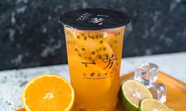 一芳水果茶水果茶系列饮品