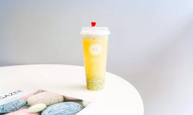奉茶饮品实拍图