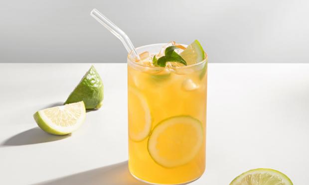 素匠泰茶的柠檬饮品展示图