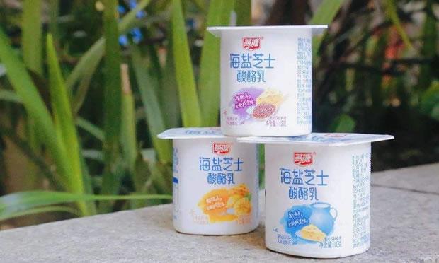 燕塘牛奶海盐芝士酸酪乳