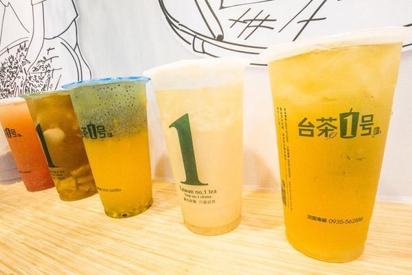 台茶一号产品图1