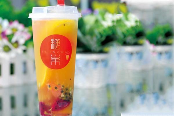 糖巢奶茶产品图1