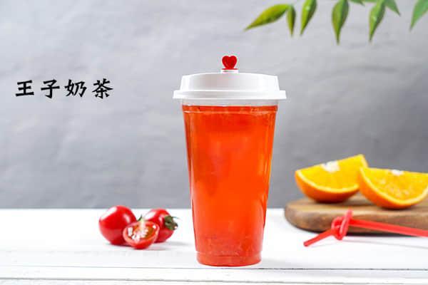 王子奶茶产品图2