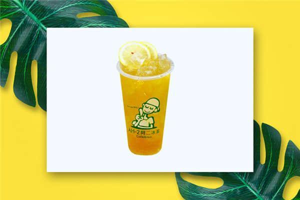 阿二奶茶产品图3