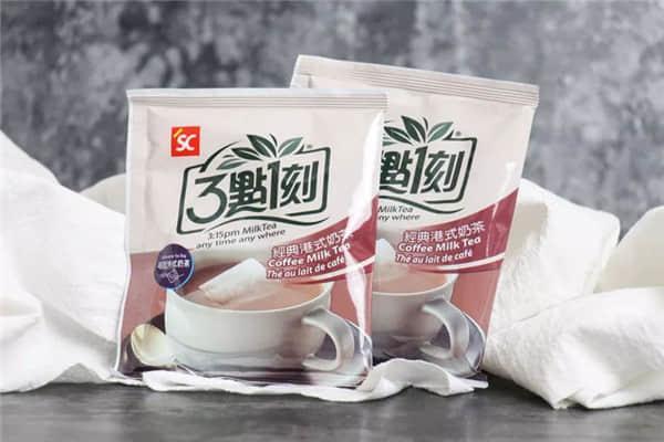 三点一刻奶茶产品图2
