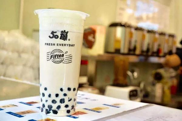 50岚奶茶产品图4