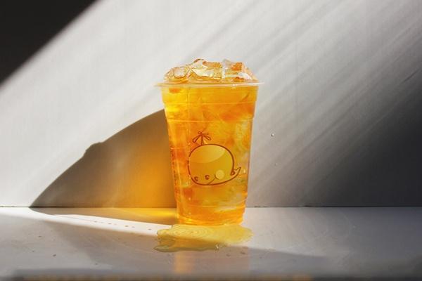 澜泊湾奶茶产品图2