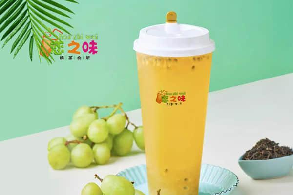 恋之味奶茶产品图1