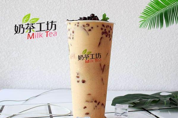 奶茶工坊产品图2