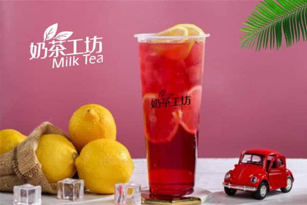 奶茶工坊产品图3