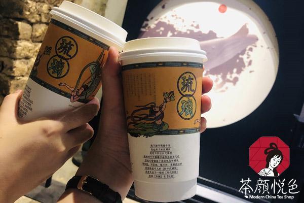 茶颜悦色产品图1